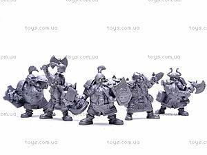 Набор солдатиков «Гномы», 623, отзывы