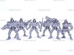 Набор солдатиков «Киборги», 366, игрушки