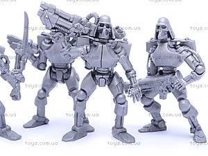 Набор солдатиков «Киборги», 366, детские игрушки