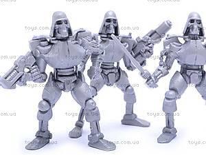 Набор солдатиков «Киборги», 366, toys.com.ua