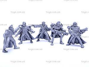 Набор солдатиков «Космопираты», 624, фото