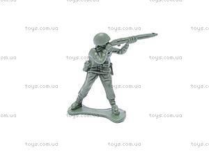 Набор солдатиков «Милитари», JY-4, игрушки