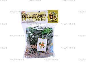 Набор солдатиков «Милитари», JY-4, детские игрушки