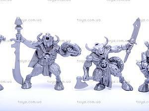 Набор солдатиков «Минотавры», 628, детские игрушки