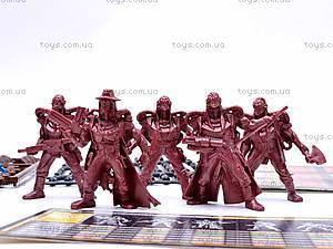 Набор солдатиков «Охота на зомби», 230, отзывы