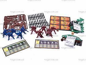 Набор солдатиков «Охота на зомби», 230, игрушки