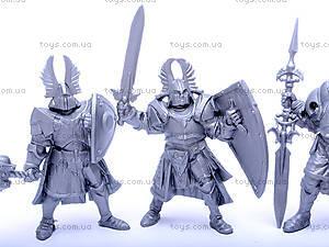 Набор солдатиков «Паладины», 625, магазин игрушек