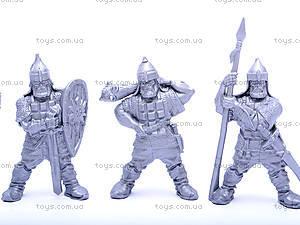 Набор солдатиков «Русичи», 360, магазин игрушек