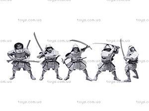 Набор солдатиков «Самураи», 475, купить