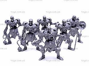 Набор солдатиков «Скелеты», 376, фото