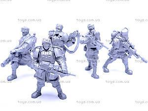 Набор солдатиков «Спецназ», 627, фото