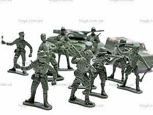 Набор солдатиков «Спецназ» в рюкзаке, 521-9, цена
