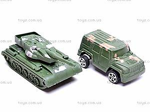 Набор солдатиков «Спецназ» в рюкзаке, 521-9, игрушки