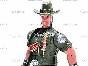 Набор солдатиков «Спецназ» в рюкзаке, 521-9, детские игрушки