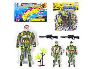 """Игровой набор солдатиков """"Combat"""" 2 вида, 903-1, детский"""