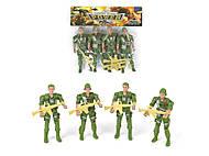 """Набор солдатиков """"Mission Combat"""", 121-8, детский"""