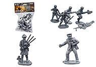 Игровой набор «Пехота №1», 1-040, фото