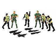 Набор солдатиков с оружием , 5866, фото