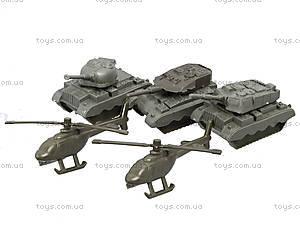 Игровой набор с солдатиками «Защитник №1», 1-042, цена