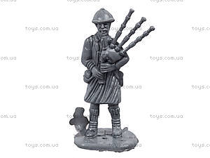 Игровой набор с солдатиками «Защитник №1», 1-042, игрушки