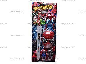 Набор «Спайдермен» с маской, 506B, фото