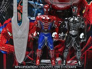 Набор «Спайдермен» с маской, 506B, отзывы