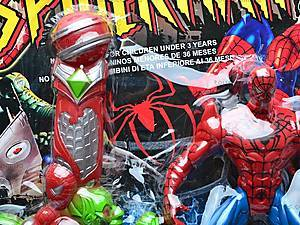 Набор «Спайдермен» с маской, 506B, цена