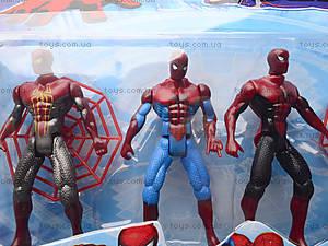 Детский набор героев  «Спайдермен», 89427, фото