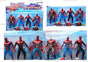 Детский набор героев  «Спайдермен», 89427