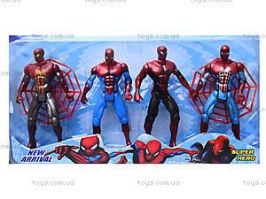 Детский набор героев  «Спайдермен», 89427, отзывы
