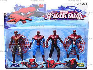Детский набор героев  «Спайдермен», 89427, цена