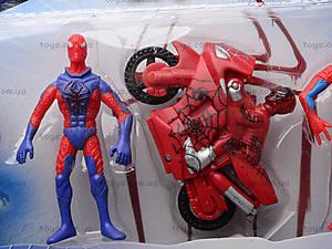 Детский набор героя мультфильма «Спайдермен», 200760, купить
