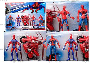 Детский набор героя мультфильма «Спайдермен», 200760