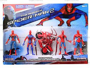 Детский набор героя мультфильма «Спайдермен», 200760, отзывы