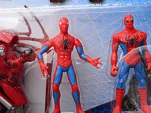 Детский набор героя мультфильма «Спайдермен», 200760, цена