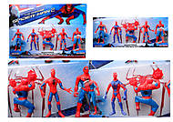 Набор для детей героя мультфильма «Спайдермен», 200723, отзывы