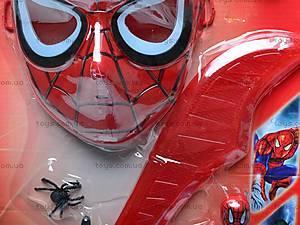 Набор Spiderman с маской, 8181, купить