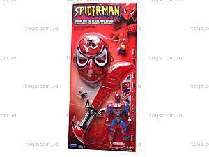 Набор Spiderman с маской, 8181