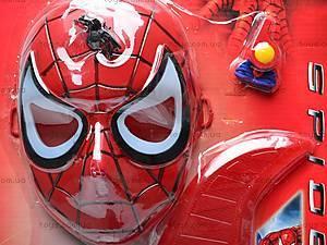 Набор Spiderman с маской, 8181, фото