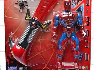 Набор Spiderman с маской, 8181, отзывы