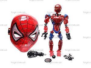 Набор «Spiderman» с маской, 8909, детские игрушки