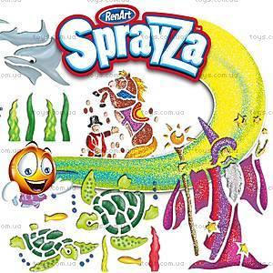 Набор Sprayza «Магическая аэрография Deluxe», SA2602UK(UA), купить