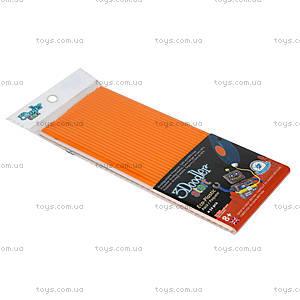 Набор стержней для 3D-ручки, оранжевый, 3DS-ECO06-ORANGE-24