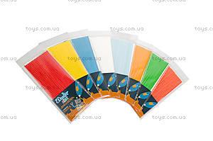 Набор стержней для 3D-ручки, оранжевый, 3DS-ECO06-ORANGE-24, купить