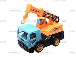 Набор машинок «Стройка», 883-4, цена