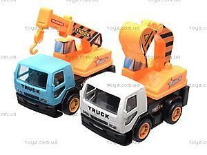 Набор машинок «Стройка», 883-4, игрушки