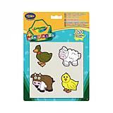 Набор стикеров для самых маленьких «Животные», 12599