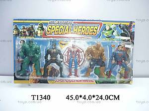 Набор «Супер герои», 0097