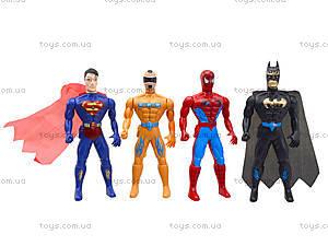 Игровой набор «Супергерои», 2013-5A, фото