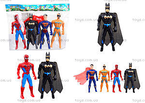 Игровой набор «Супергерои», 2013-5A